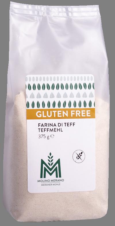 Farina di teff senza glutine Bio