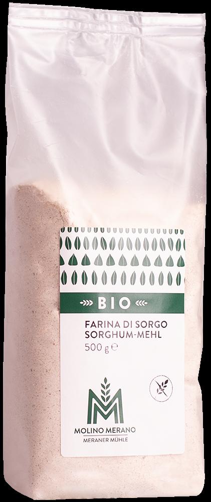 Farina di sorgo senza glutine Bio