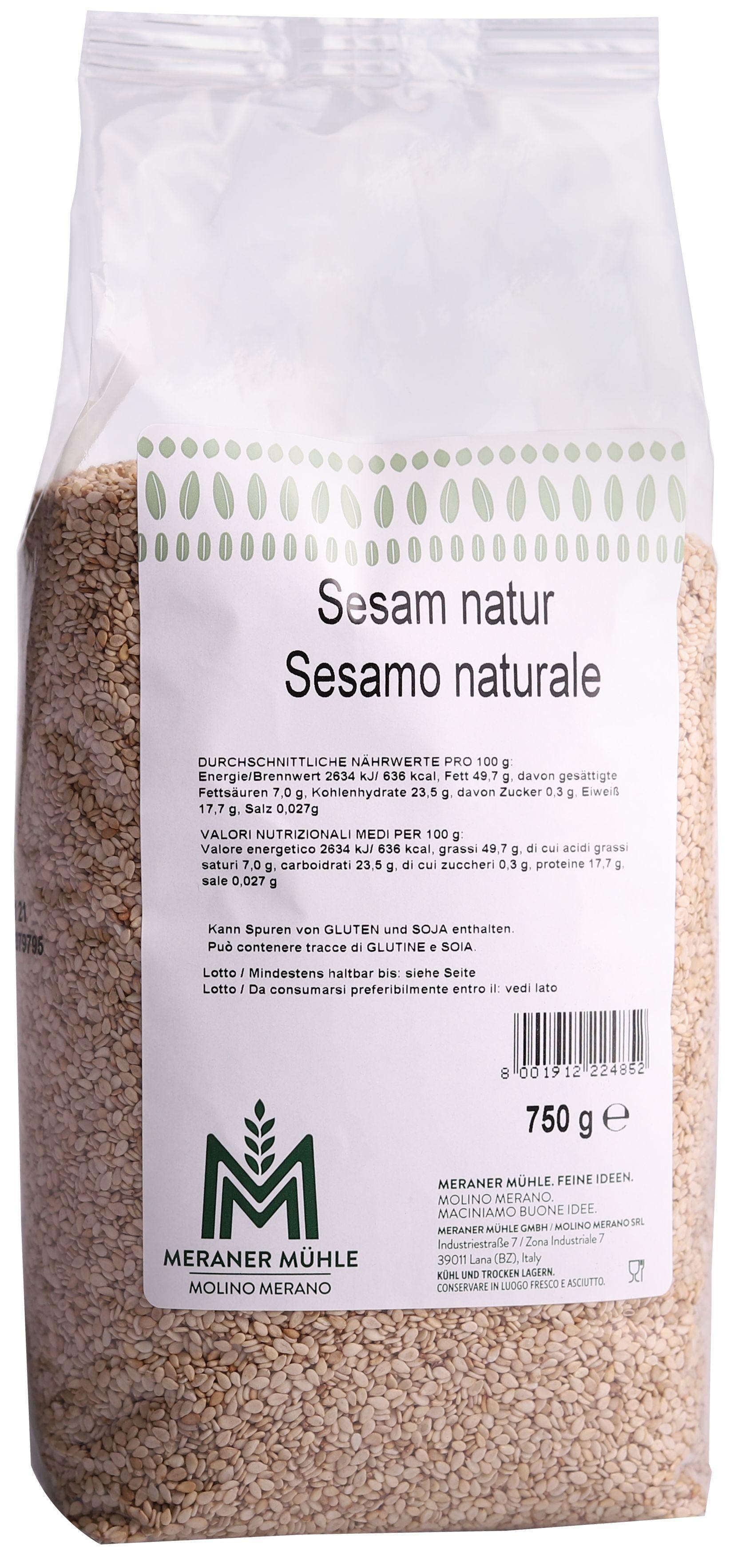 Sesam natur
