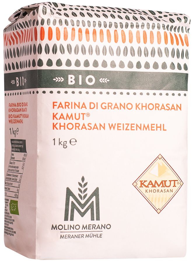Organic Kamut® khorasan wheat flour