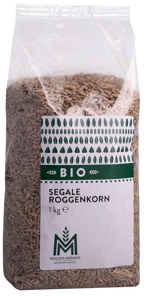 Bio Roggenkorn