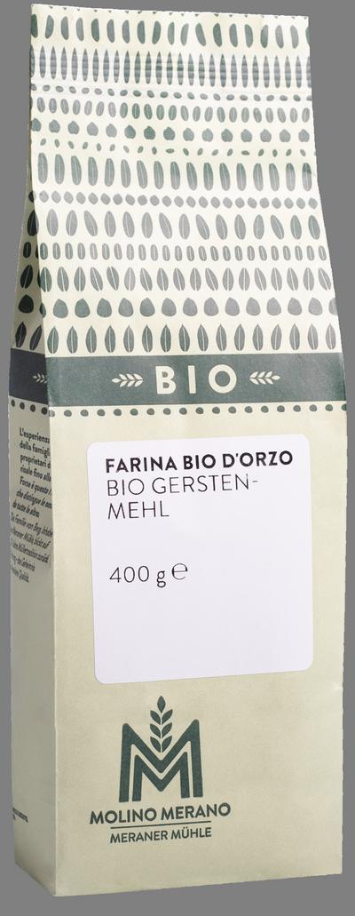 Farina d'orzo Bio