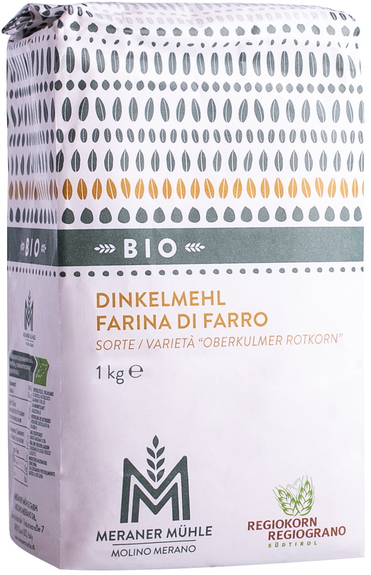 Bio Dinkelmehl Regiokorn