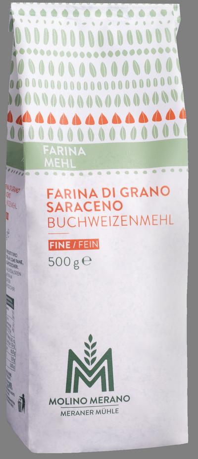 Farina di grano saraceno fine