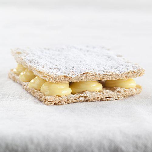 Crema Voilà - cold preparation method