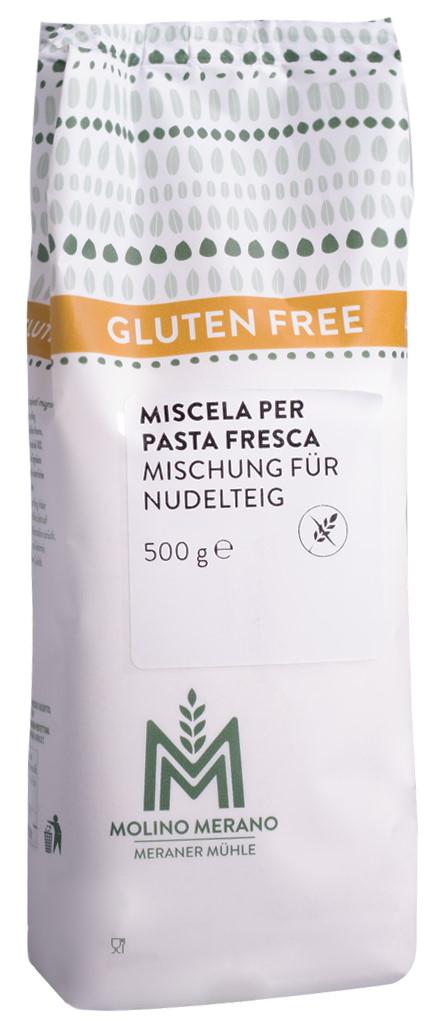 Mischung für Nudelteig glutenfrei