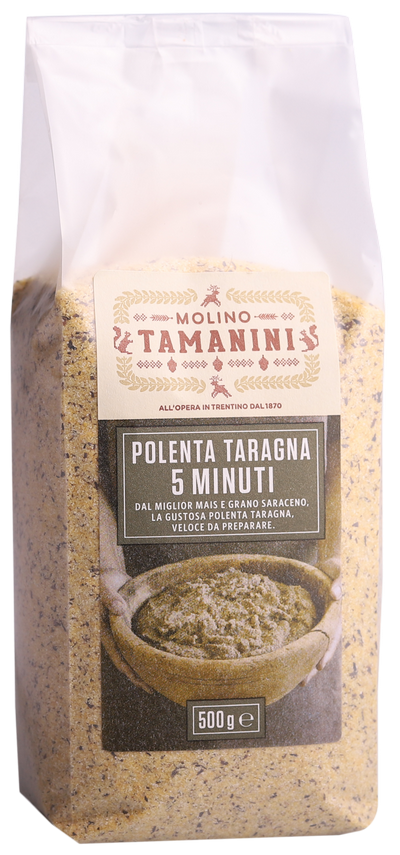 Polenta Taragna 5 Minuten
