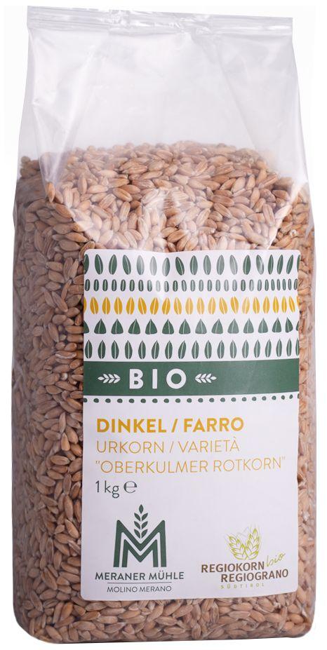 Bio Dinkelkorn Regiokorn