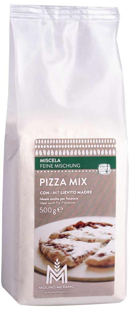 Mischung Pizza