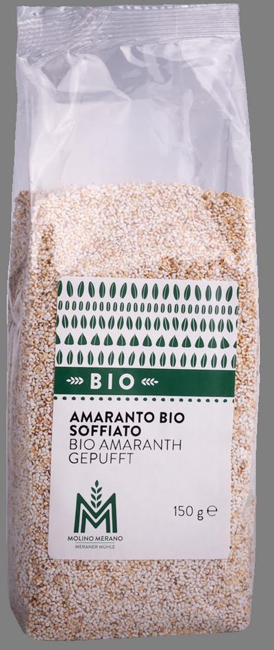 Amaranto soffiato Bio