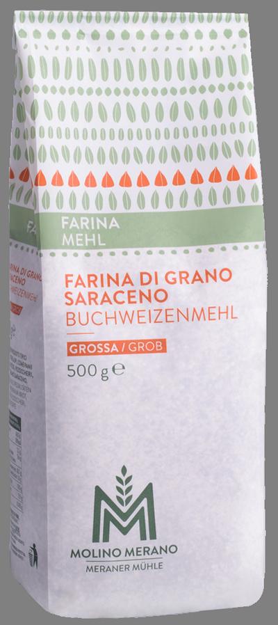 Farina di grano saraceno grossa