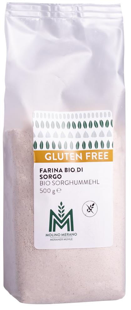 Organic sorghum flour gluten free
