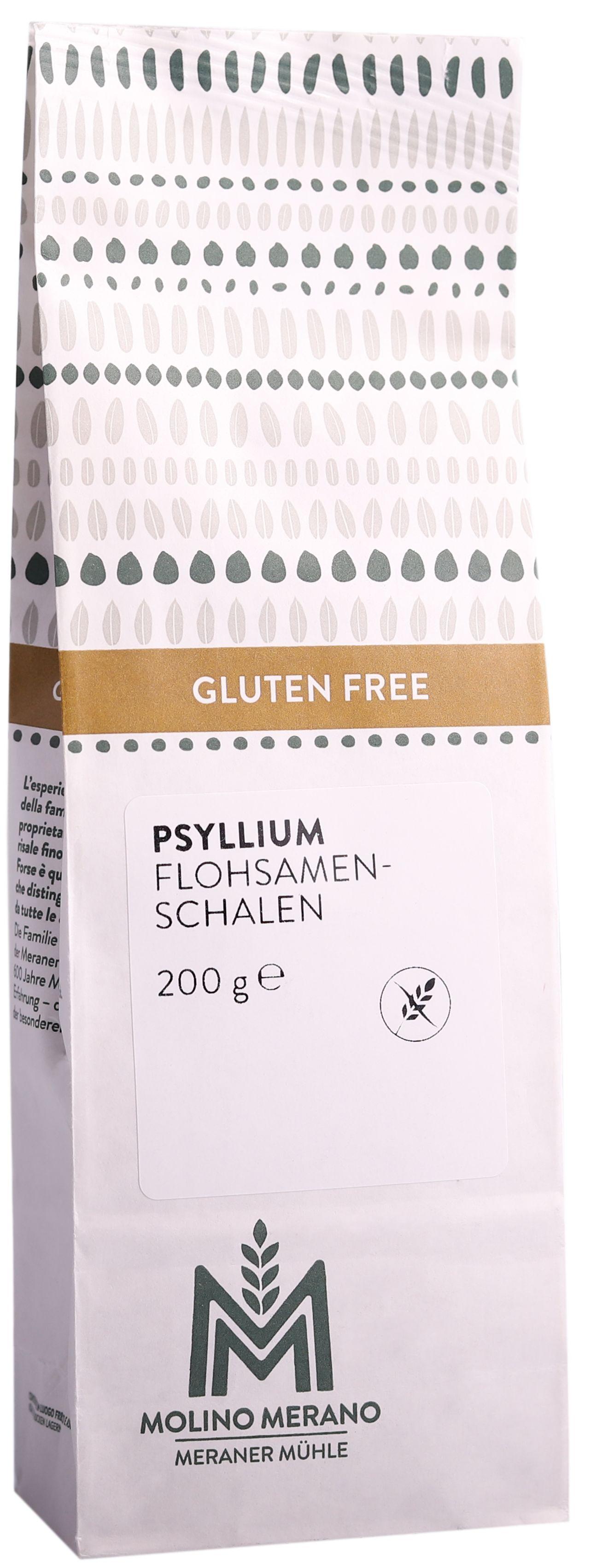 Psyllium fibre