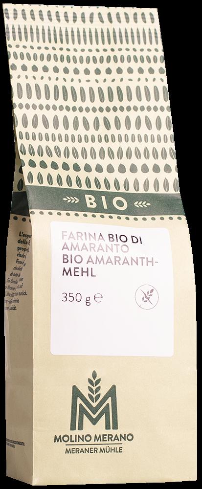 Farina di amaranto senza glutine Bio