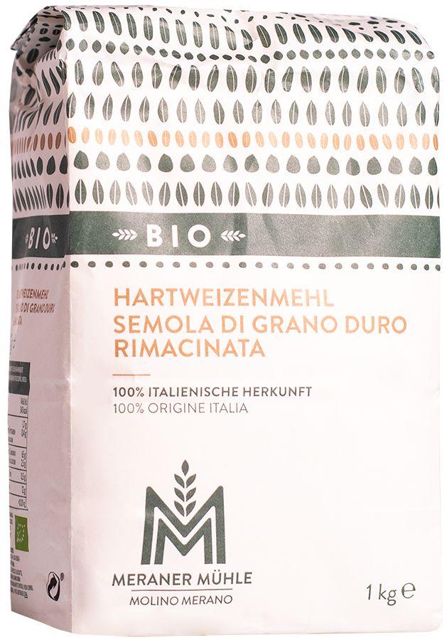 Bio Hartweizenmehl