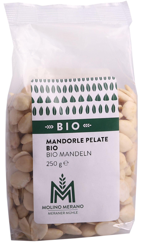Bio Mandeln geschält