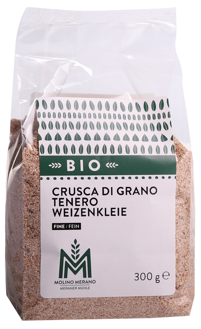 Crusca di grano tenero Bio